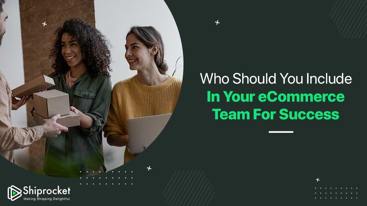 eCommerce team