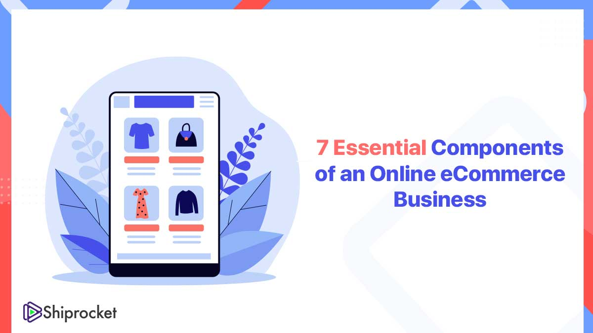 Components of eCommerce business