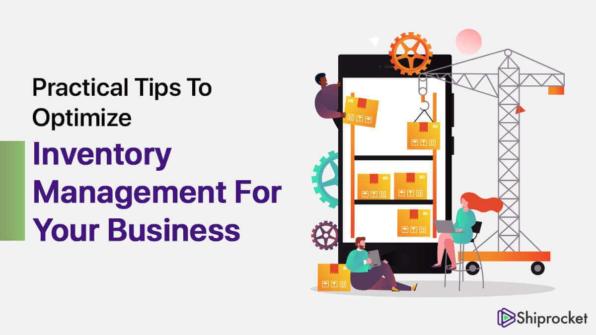 Techniques to optimize inventory management