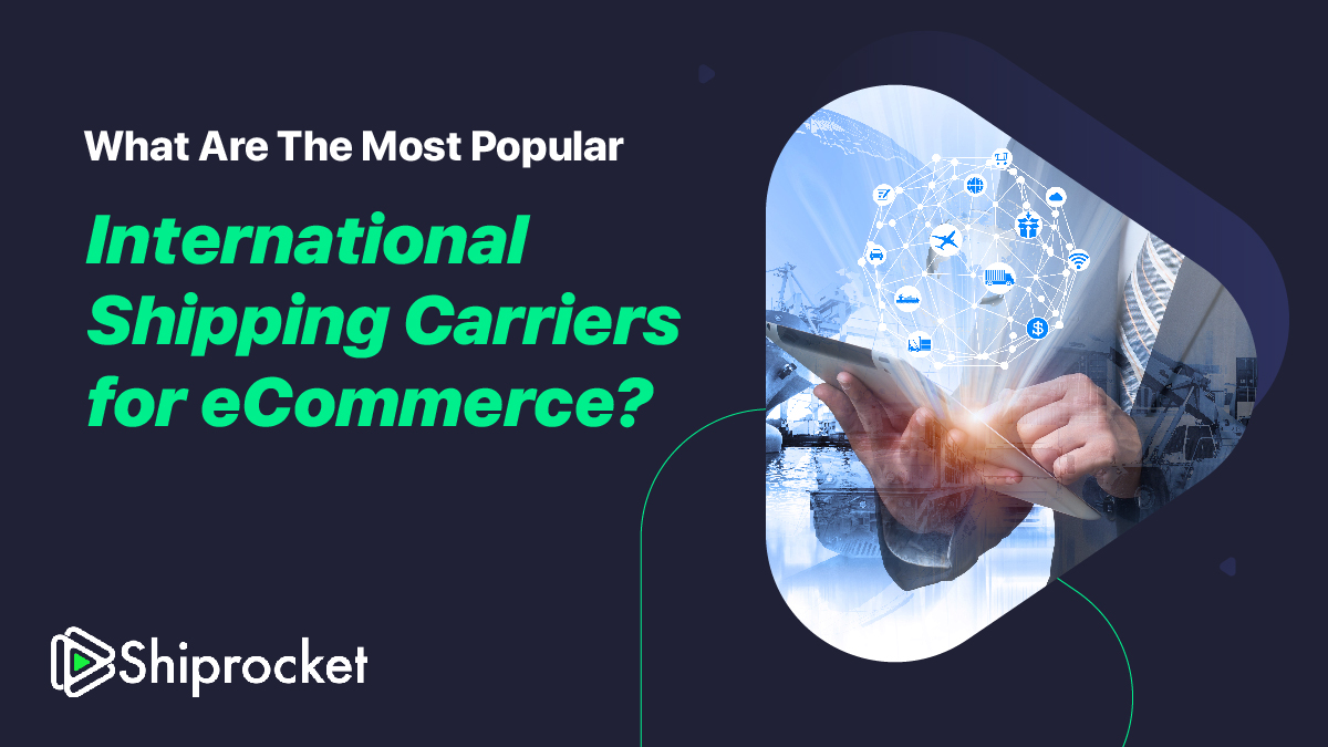 popular courier partners