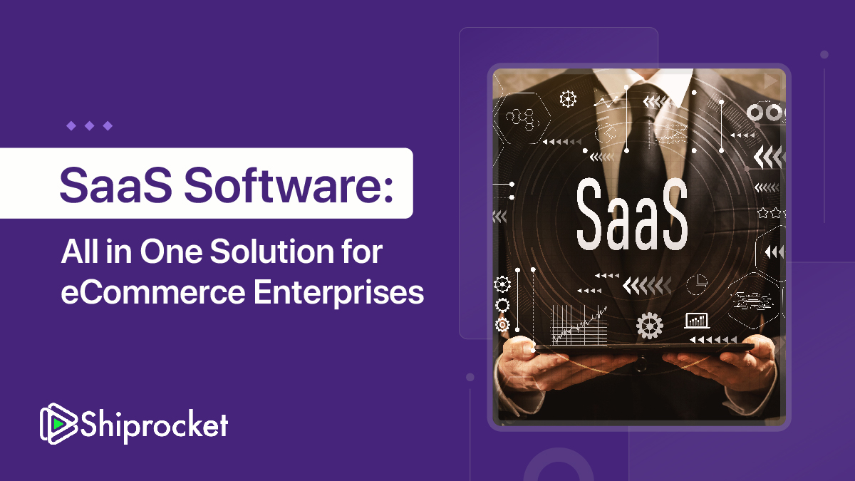 SaaS Software for eCommerce