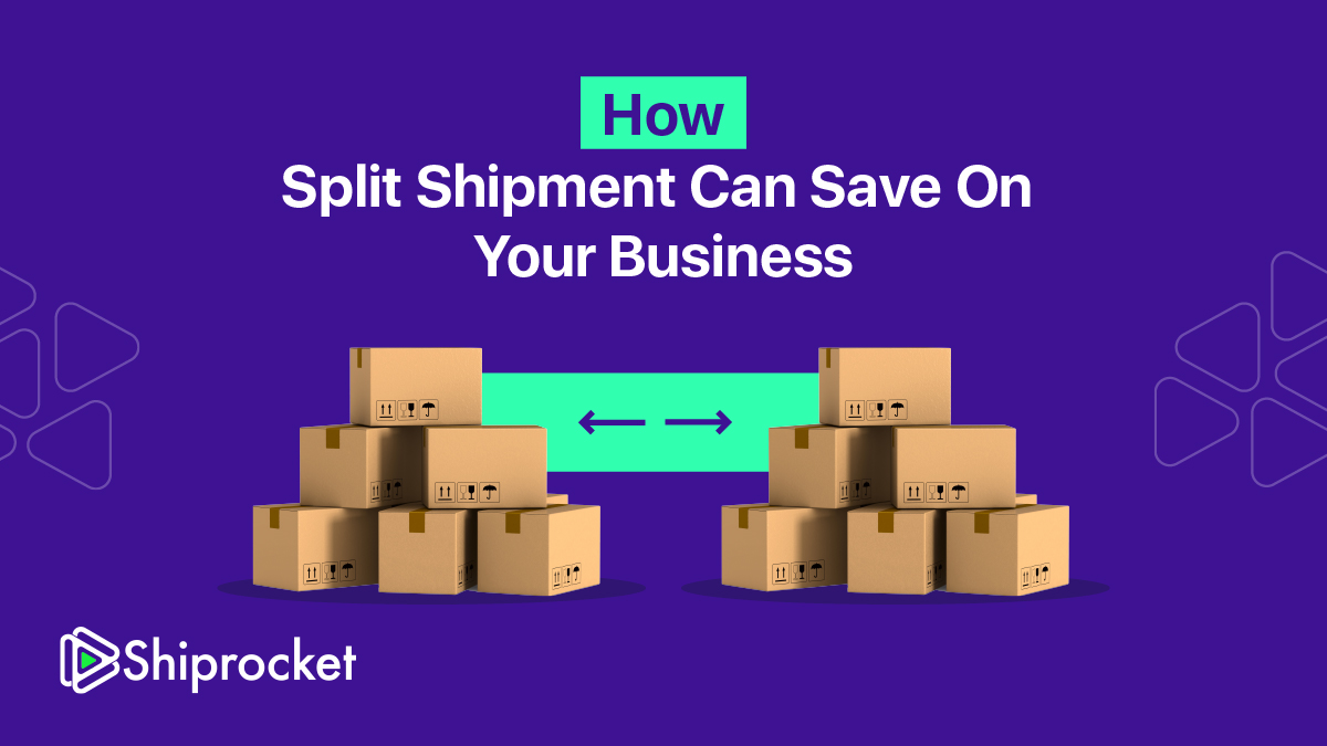 split shipment