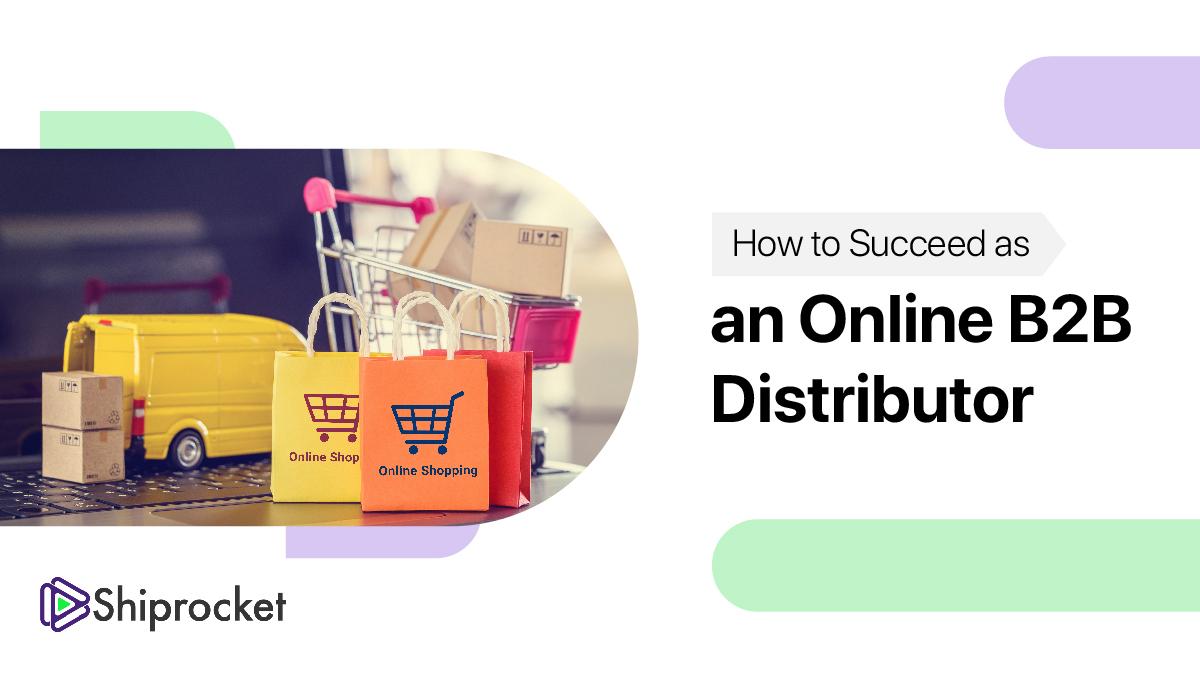 Online B2B Distributor