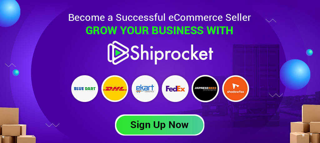 Grow your business with Shiprocket